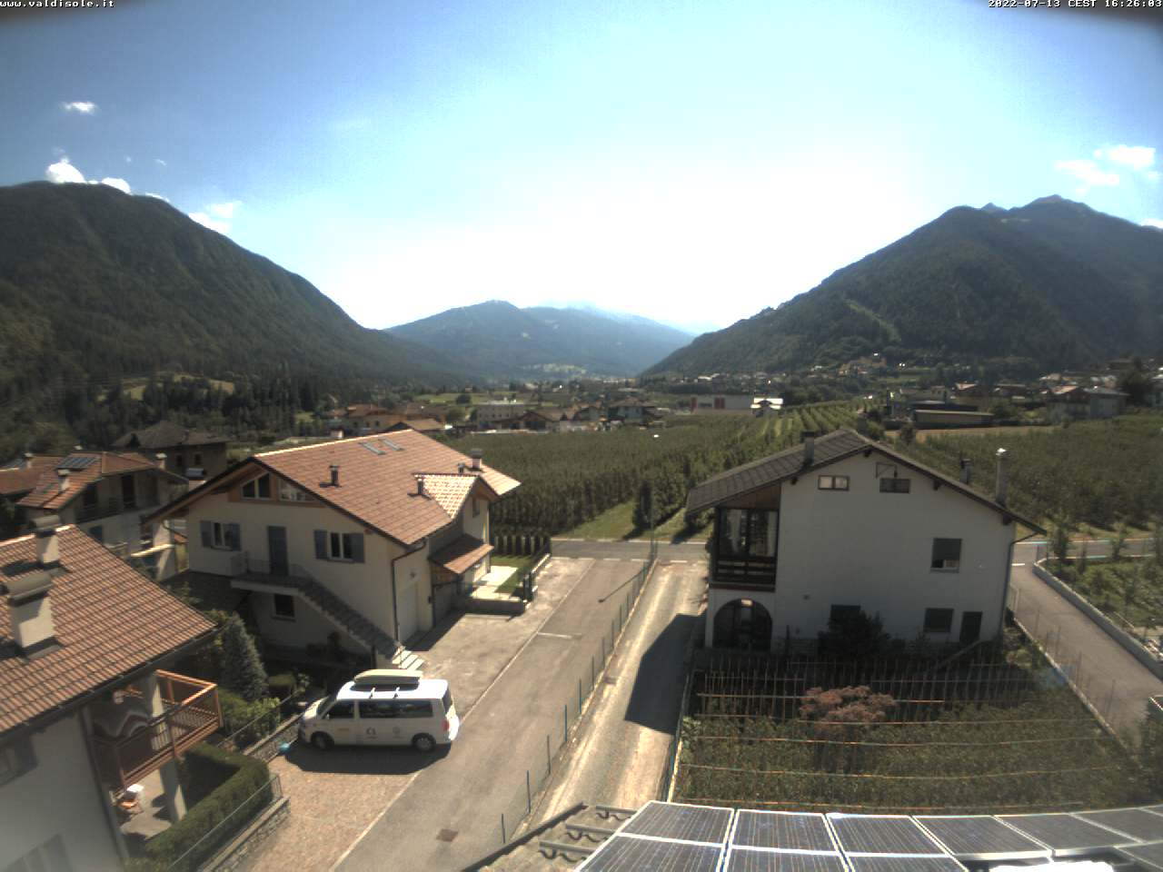 Webcam Val di Sole - Trento